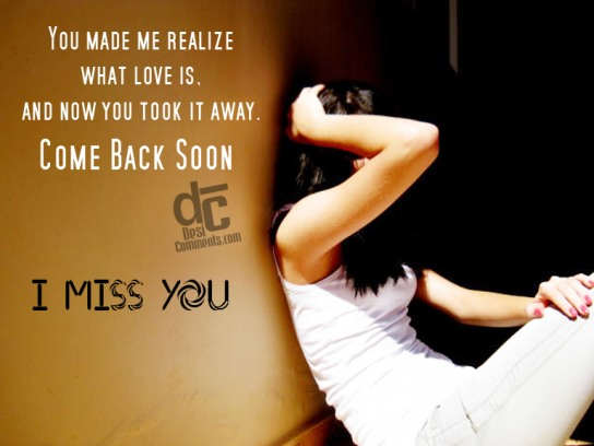 Come Back Soon Desicommentscom