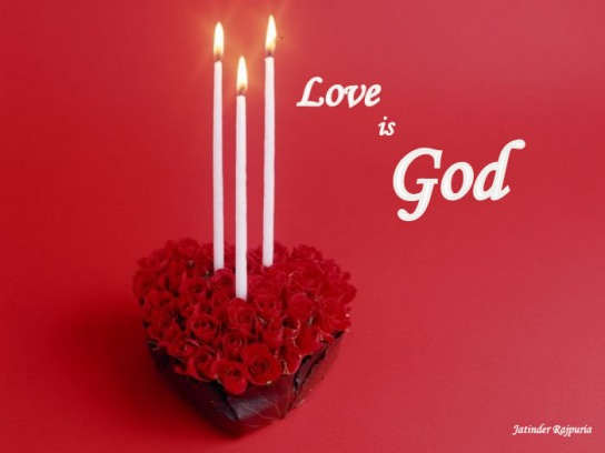 Love is God