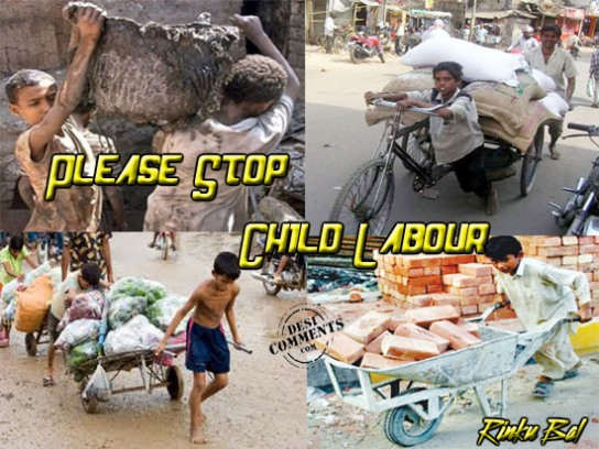 Please Stop Child Labour