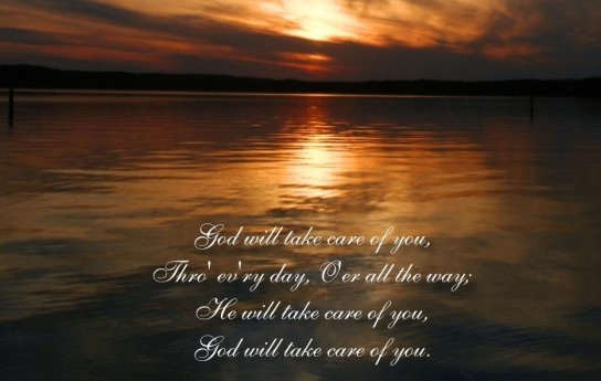 God Will Take Care Of You Desicommentscom