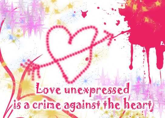 Picture: Love unexpressed…