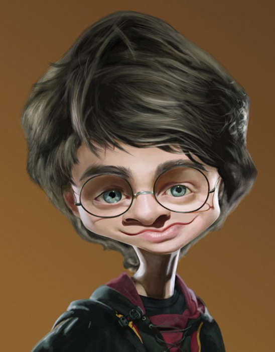 Harry Potter Funny Look