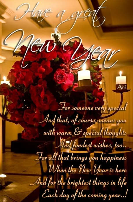 Have a great new year