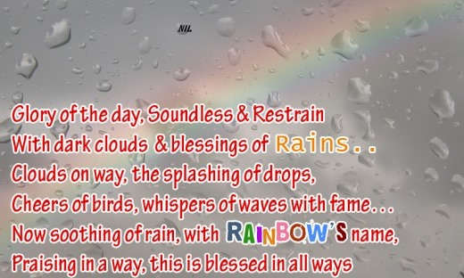 Picture: Blessings of rains