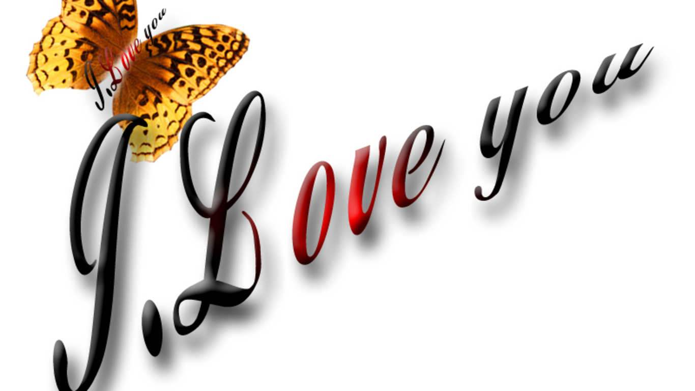 Best I Love You Wallpapers : Love You - DesiComments.com