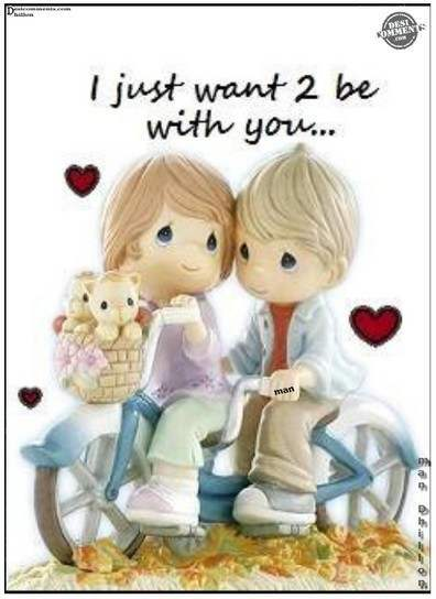I Want To Be With You: I Just Want To Be With You