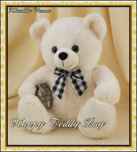 happy teddy day desicomments com