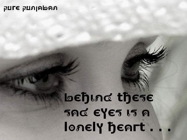 Lonely Sad Wallpapers In Hindi A Lonely Heart  Sad Eyes