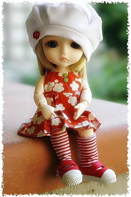 Beautiful Doll