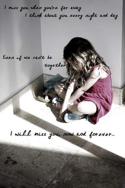 Superb I Will Miss You Now And Forever Home Design Ideas