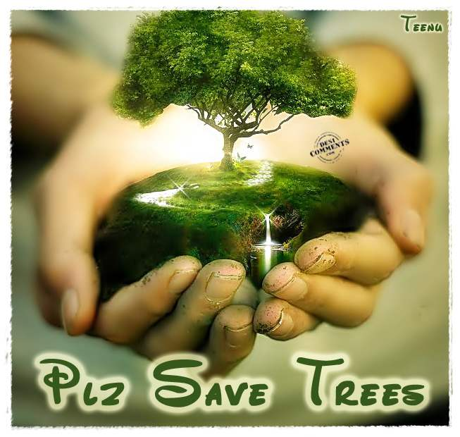 Protect Nature Quotes: Please Save Trees