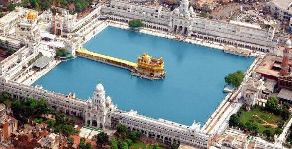 Overview of Golden Temple