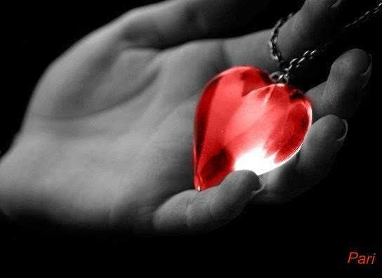 My Heart Is In Your Hand