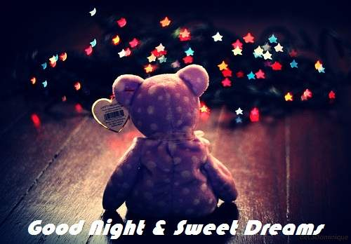 Good Night & Sweet Dreams