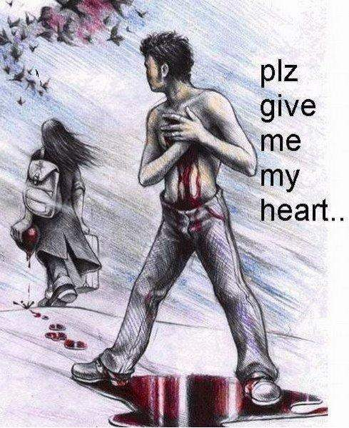 Please give me my heart - DesiComments.com
