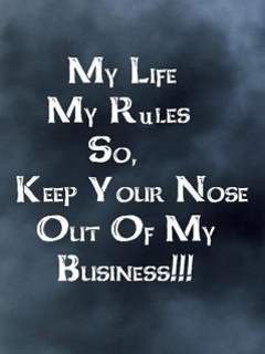 my life my rules desicommentscom