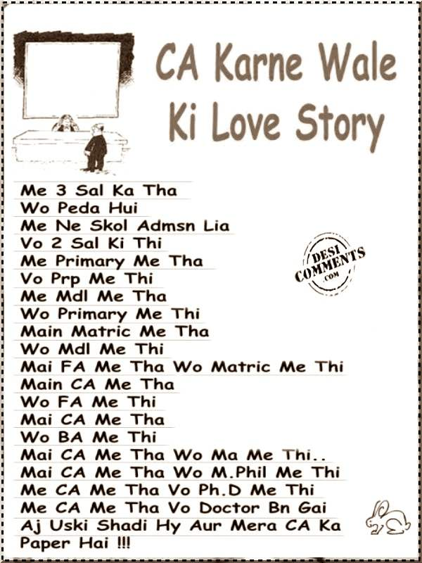 Chat Love Story In Hindi