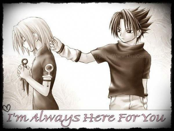 I'm Always Here For You