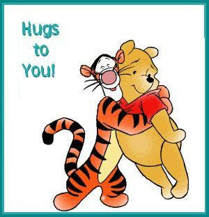 Hugs to you