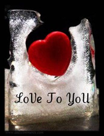 Love to you