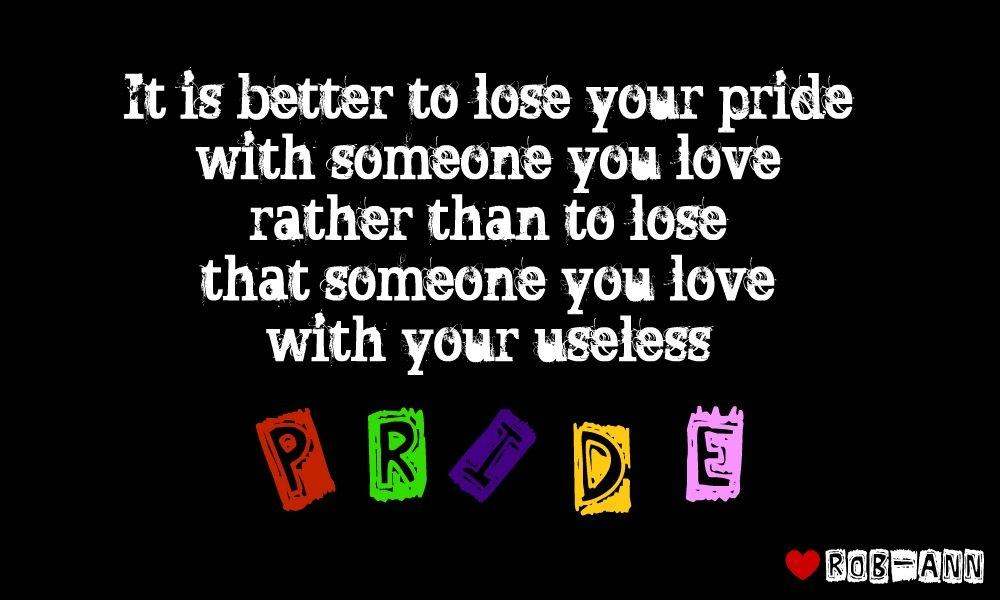 Quotes About Love Gay Pride