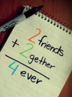 Friends Together Forever