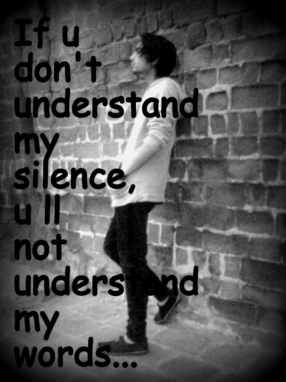 my silence   desicomments