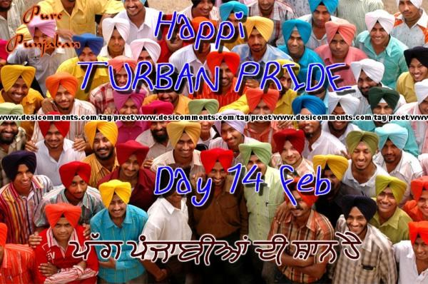 Happy Turban Pride Day – 14th February