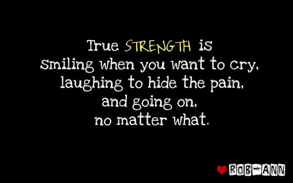 True Strength