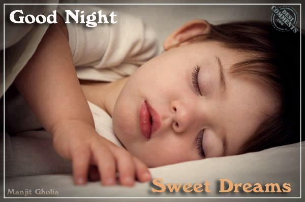 Good Night,Sweet Dreams