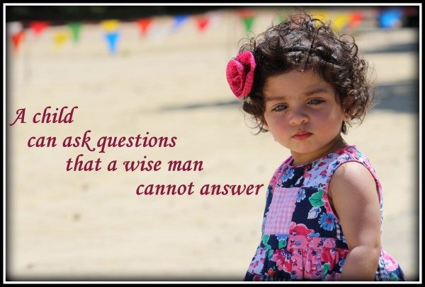 A Child Can Ask