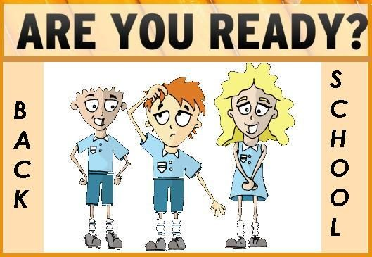 Kinder Garden: Are You Ready Back To School