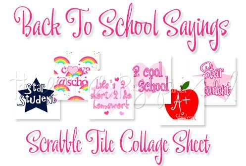 Back to school sayings - DesiComments.com