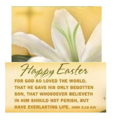 Awesome easter day pic