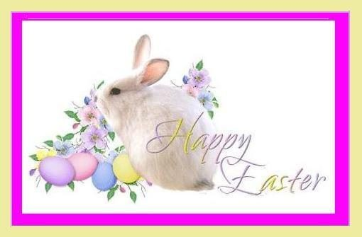 Happy easter graphic