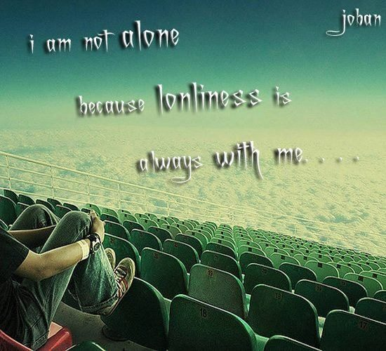 Lonliness With Me