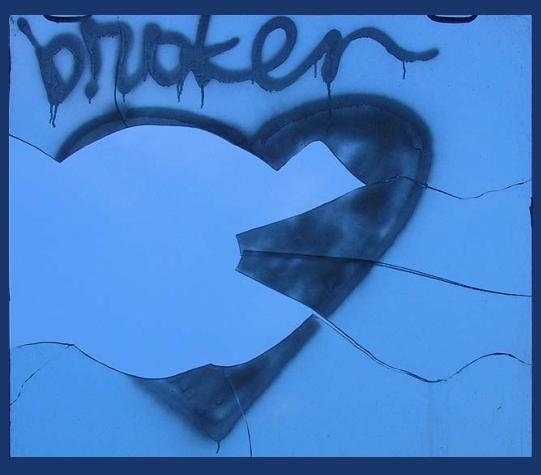 Awesome Broken heart pic