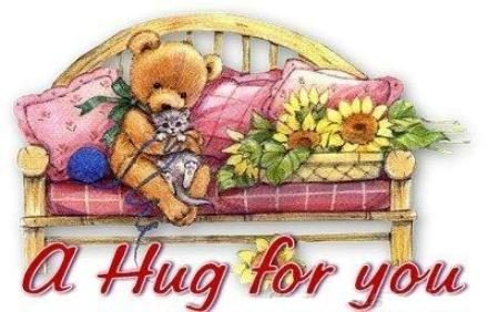 A hugs For You graphic
