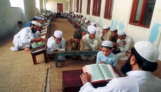 Boys Reading Quran Sarif