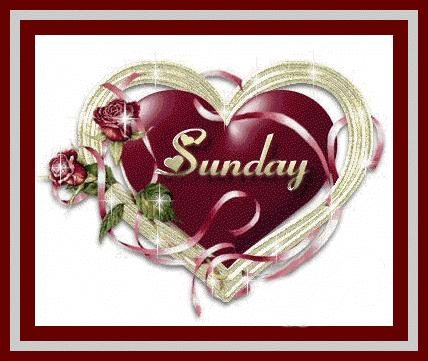 Loveable sunday graphic