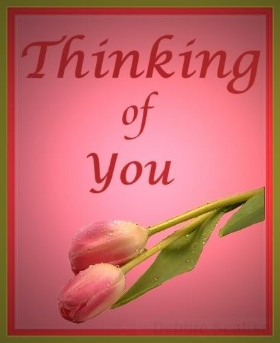 Thinking of you scrap