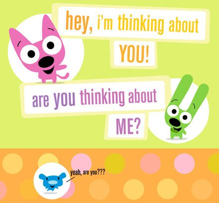 Hey I am thinking about you - DesiComments com