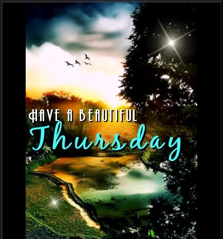 Have a beautiful thursday pic