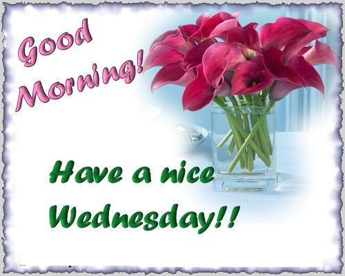 Good Morning Happy Wednesday : Good morning happy wednesday desicomments