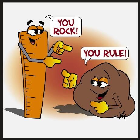 You Rock!–You Rule!