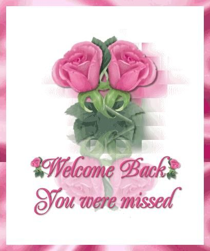 Missed Welcome Back Home
