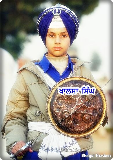 Khalsa force