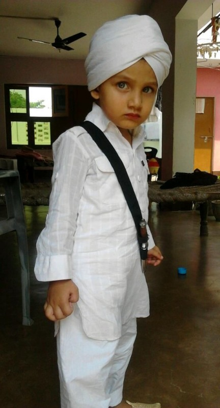 Little And Cute Singh Soorma