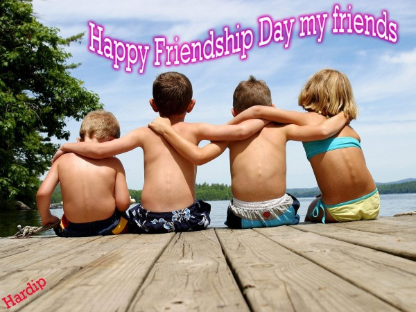 Happy Friendship Day Friends