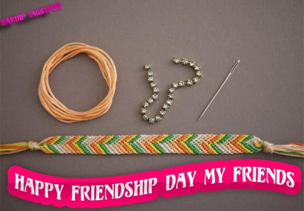 Happy Friendship Day My Friends